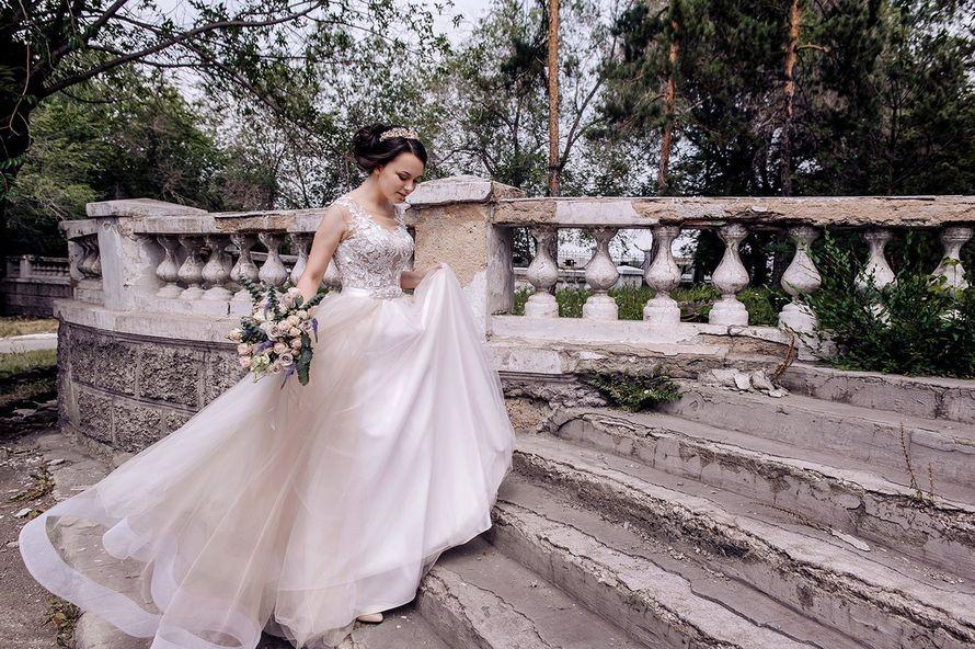 Букет невесты Татьяны - фото 17092122 Цветочка - студия флористики