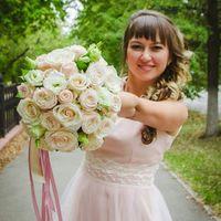 Букет невесты Эльзы
