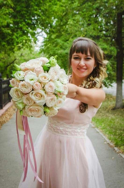 Букет невесты Эльзы - фото 17092128 Цветочка - студия флористики