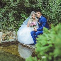 Букет невесты Кристины