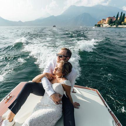 Фотосъёмка в Италии оз.Комо