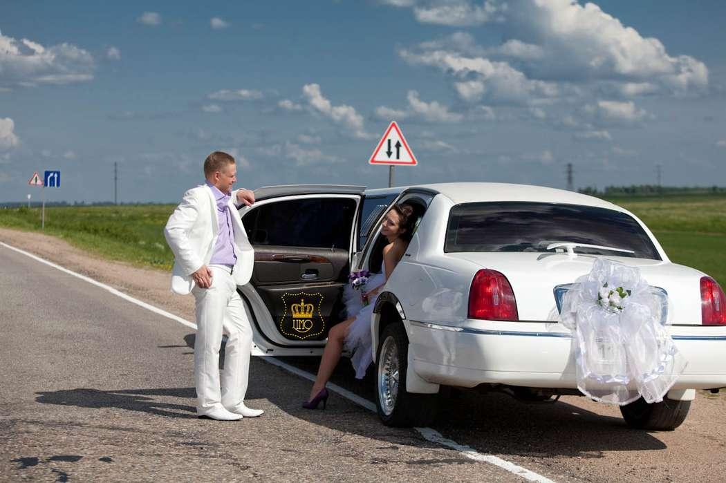 лимузин на свадьбу - фото 1459139 Лимо - прокат автомобилей на свадьбу