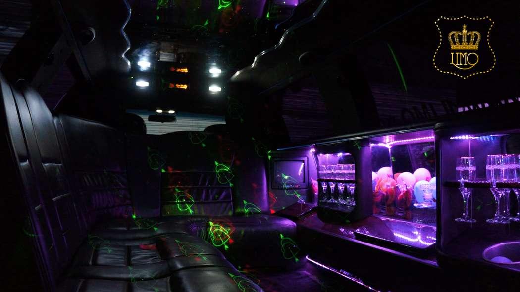 салон лимузина вечеринка - фото 1459151 Лимо - прокат автомобилей на свадьбу