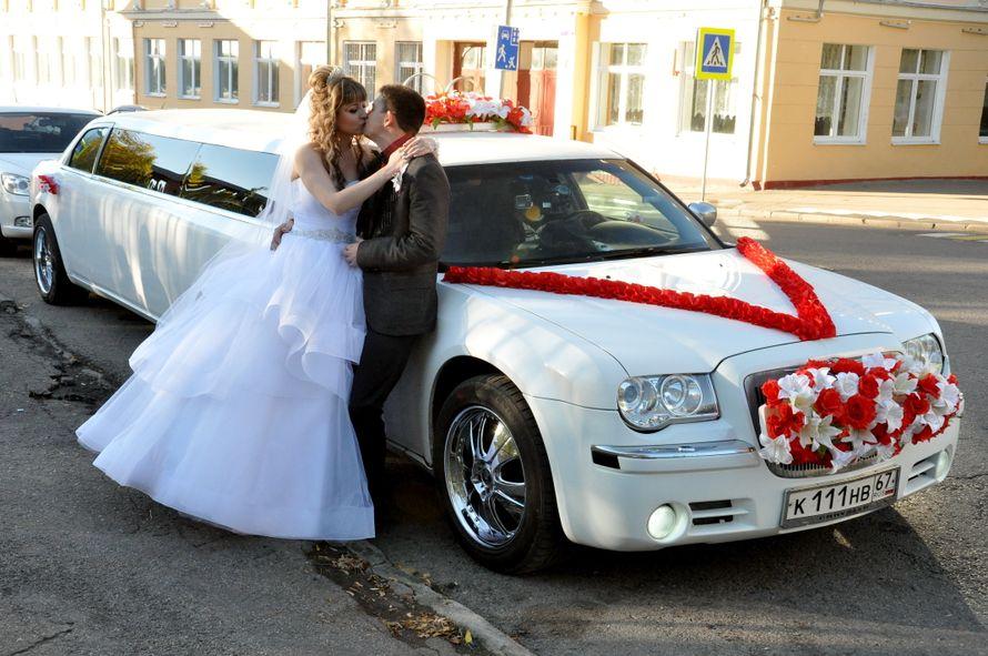 Фото 12045642 в коллекции Портфолио - Лимо - прокат автомобилей на свадьбу