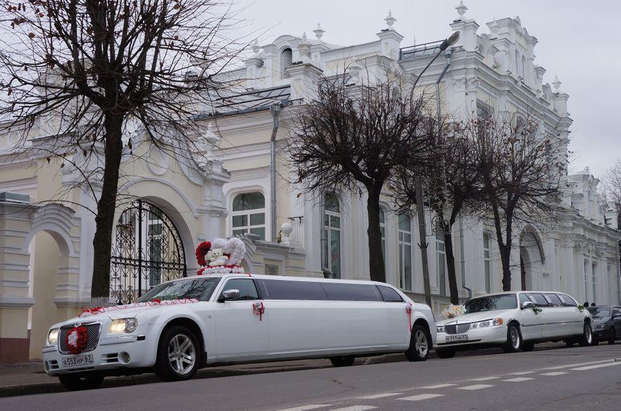 Фото 12045646 в коллекции Портфолио - Лимо - прокат автомобилей на свадьбу