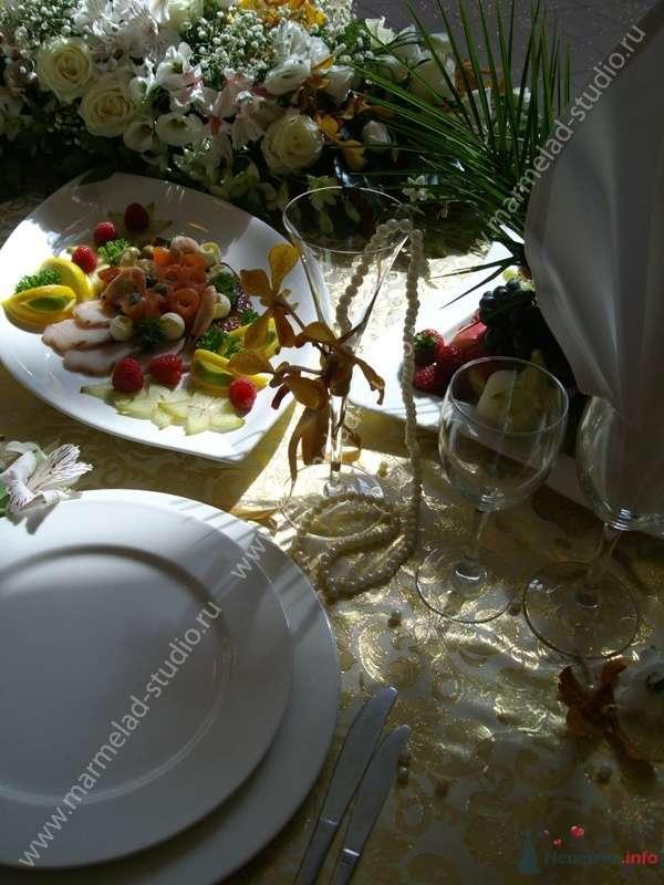 """Фото 25793 в коллекции Оформление свадьбы тканями - Студия праздника """"Мармелад"""""""