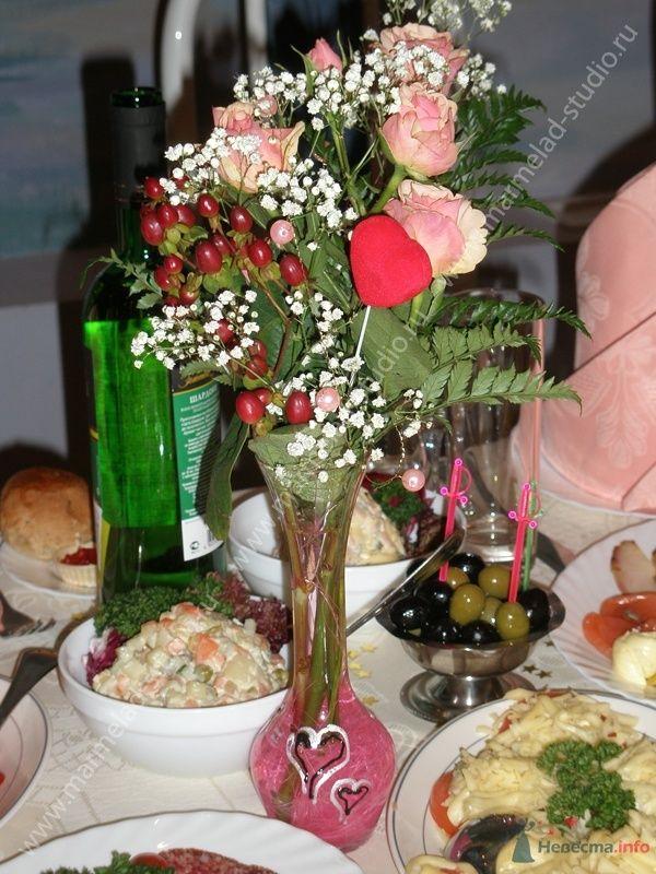 "Фото 25866 в коллекции Флористика - Студия праздника ""Мармелад"""