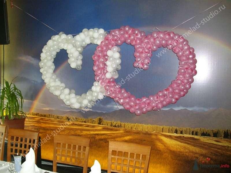 """Фото 26272 в коллекции Оформление свадьбы воздушными шарами - Студия праздника """"Мармелад"""""""