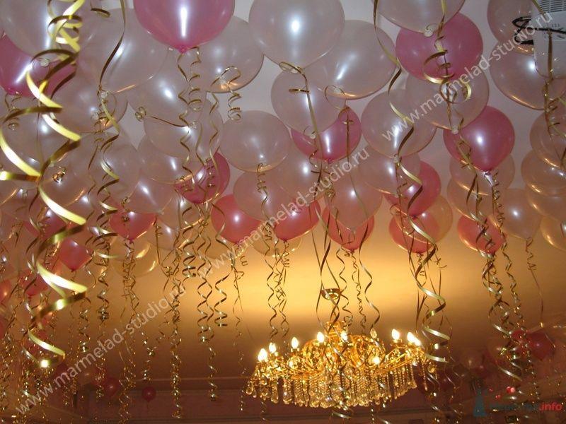 """Фото 26316 в коллекции Оформление свадьбы воздушными шарами - Студия праздника """"Мармелад"""""""