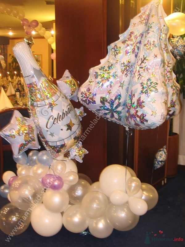 """Фото 26333 в коллекции Новогоднее оформление - Студия праздника """"Мармелад"""""""