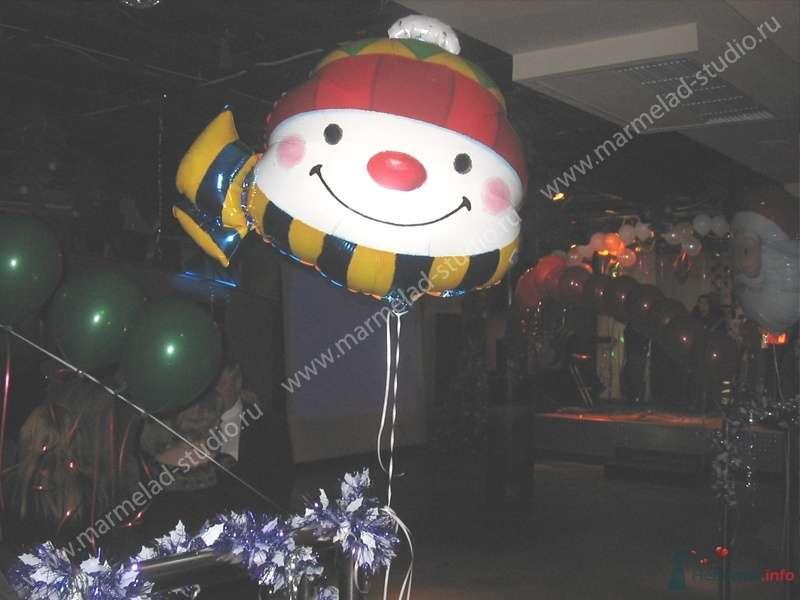 """Фото 26335 в коллекции Новогоднее оформление - Студия праздника """"Мармелад"""""""