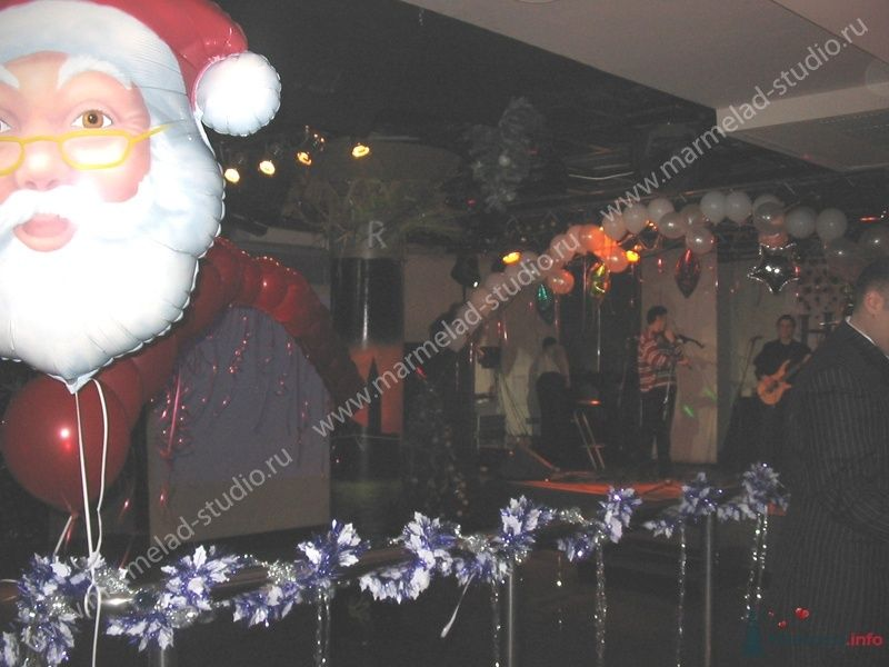 """Фото 26337 в коллекции Новогоднее оформление - Студия праздника """"Мармелад"""""""