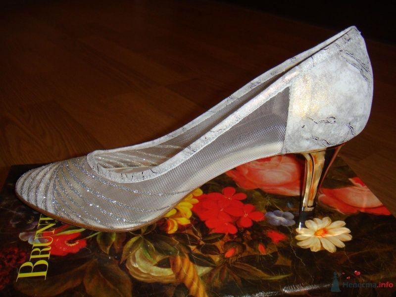 мои туфли - фото 32472 Vanillinka