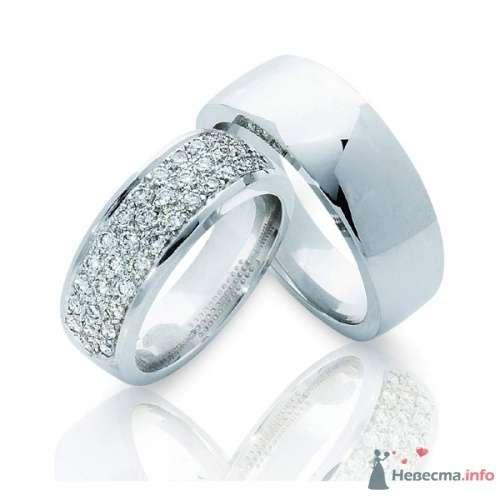 Обручальные кольца  Артикул 3298 - фото 12511 Ювелирный интернет-магазин Rings