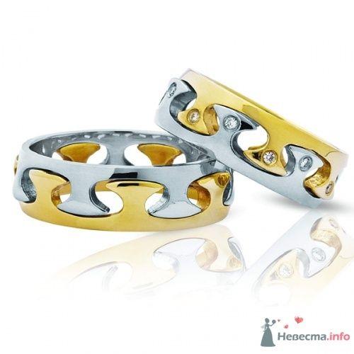 Обручальные кольца  Артикул 3329 - фото 12519 Ювелирный интернет-магазин Rings