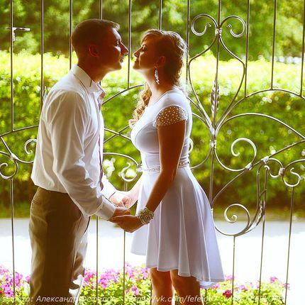 Дисконт свадебных фотосессий