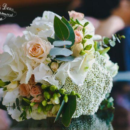 Индивидуальный букет для невесты
