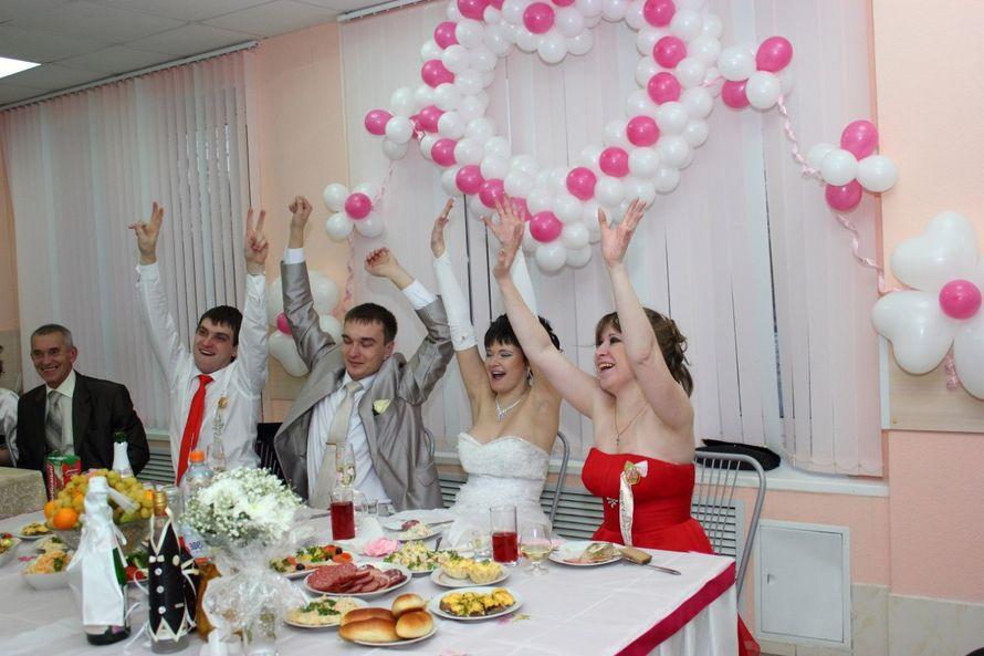 Свадьба Елены и Александра 14.12.203  - фото 2474903 Маргарита Озолина - ведущая