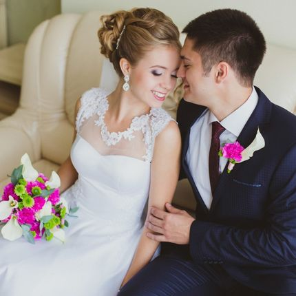 Фото-съёмка всего дня свадьбы