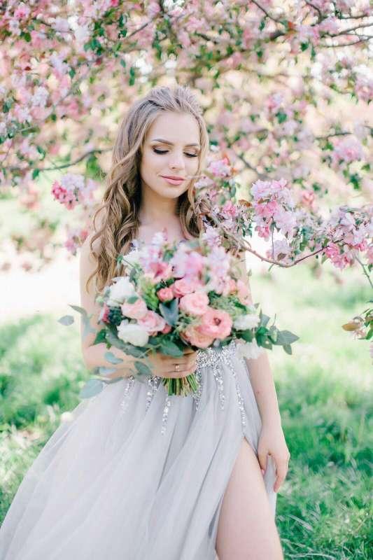 Фото 17415402 в коллекции Свадебные букеты - Виктория Косенко - флористика и декор
