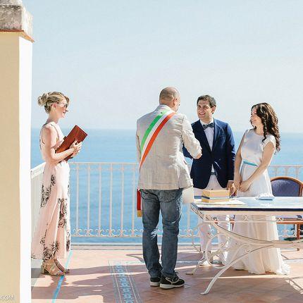 Переводчик на свадьбу в Италии