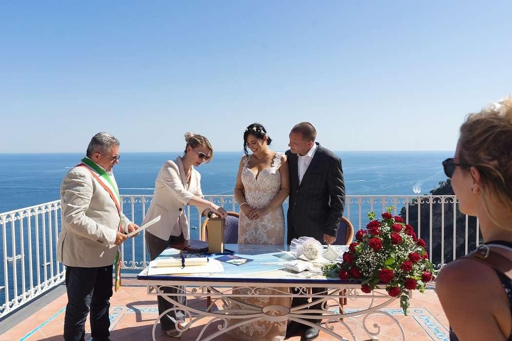Свадьба итальянец переводчик