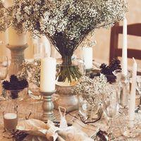 Декор и флористика: студия Ivy Фотограф: Кристина Розова  ресторан: Мики