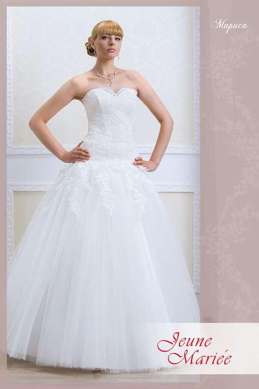Фото 1478741 в коллекции Коллекция свадебных платьев 2014 - Свадебный салон Макивка