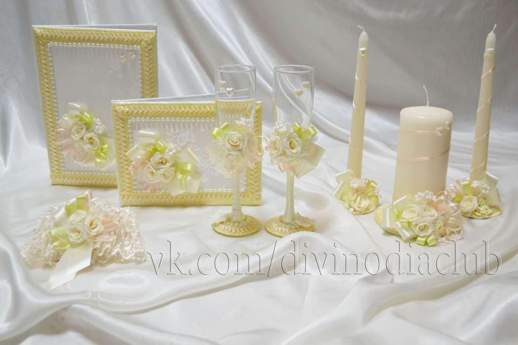 """Коллекция """"Любовное послание"""" - фото 1486197 Divino Dia - эксклюзивные свадебные аксессуары"""