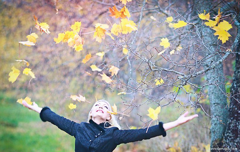 Сладкий ноябрь фото: Анна Лемеш модель: Анна Домахина - фото 1692235 Фотограф Анна Лемеш