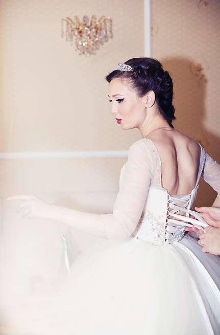 Айна. Сборы невесты - фото 2375358 Фотограф Анна Лемеш