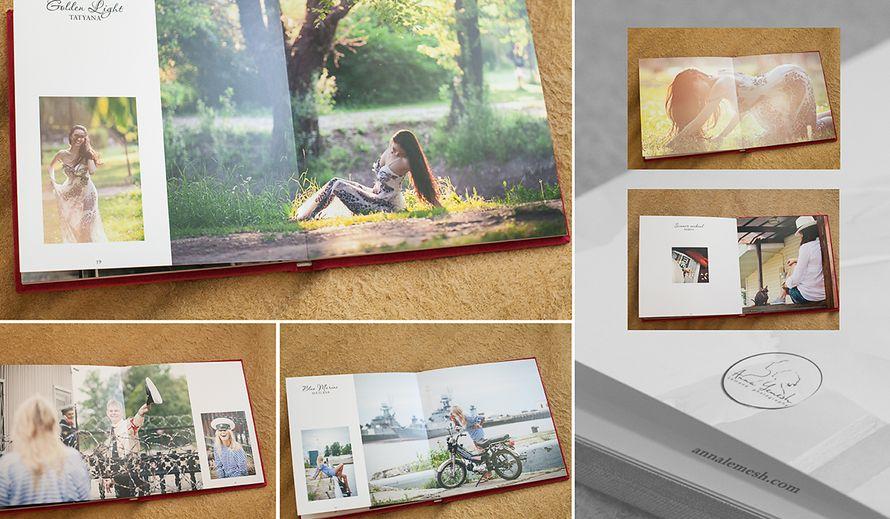 Мои любимые летние серии фотографий заиграли новой жизнью - теперь они оформлены в роскошную фотокнигу в бархатной обложке цвета фуксии. Приятный компактный размер 23*23 см, плотные матовые страницы,мягкий французский переплет -одно удовольствие держать в - фото 2401352 Фотограф Анна Лемеш