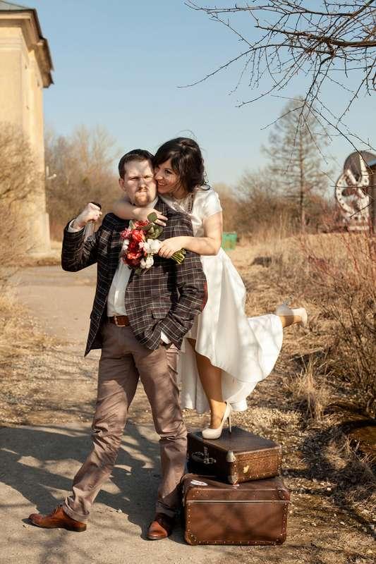 Фото 11675788 в коллекции Паша & Оля| свадьба|СПб - Фотограф Анна Лемеш