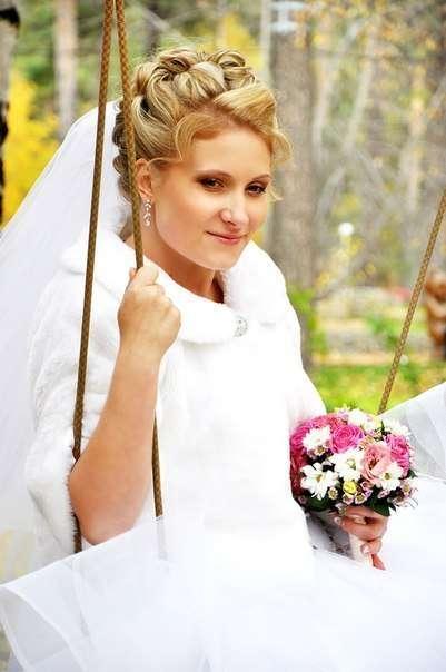 прическа и макияж - фото 4304391 Любовь Мостович - свадебные и вечерние прически