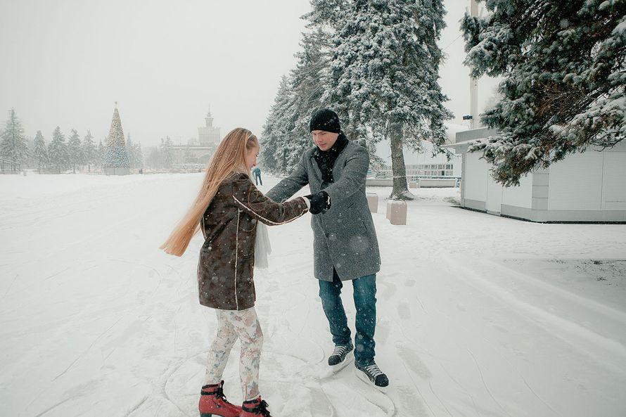 Зимние знакомства