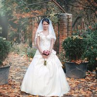 Свадьба осенью. Аптекарский огород на Проспекте Мира
