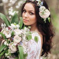 Флористика //  Мария Белокур Образ //  Татьяна Дьякова