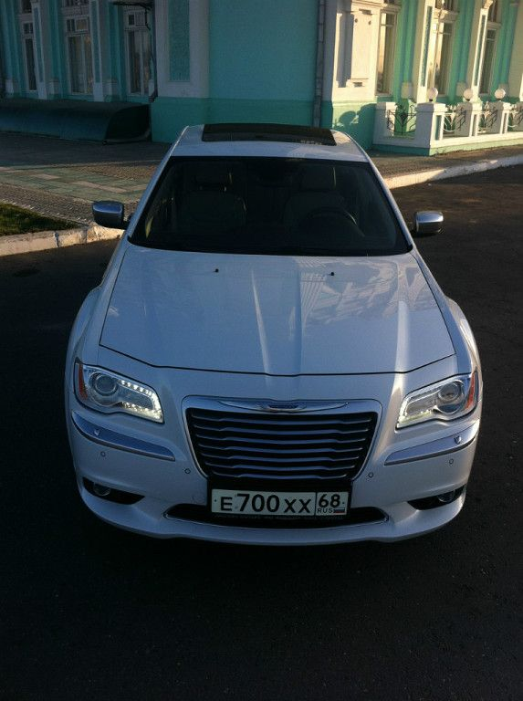 Фото 1497221 в коллекции Мои фотографии - Chrysler New Luxury Series - аренда авто