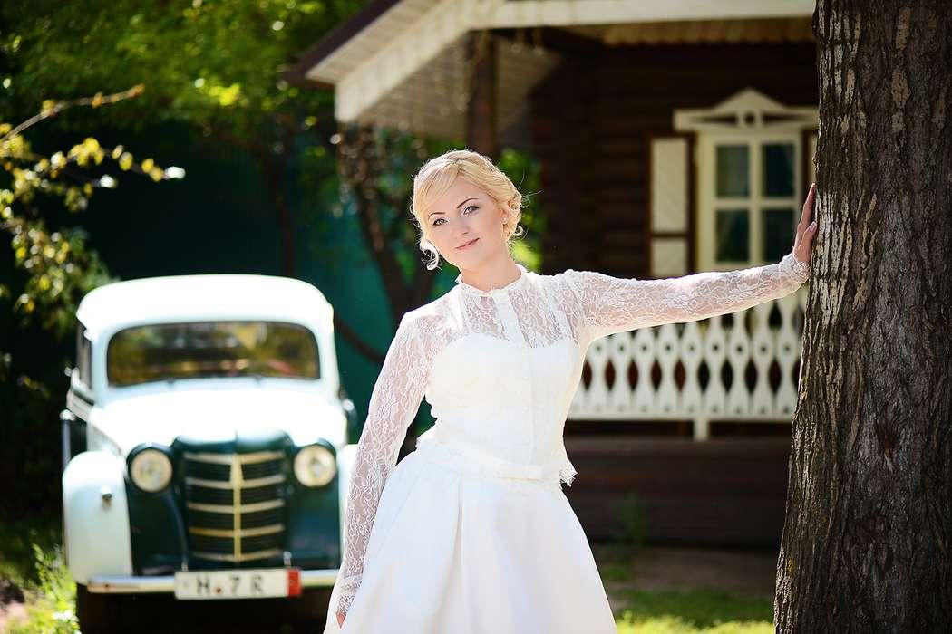 Ретро платье - фото 3127993 Фотограф Анна Лёвкина