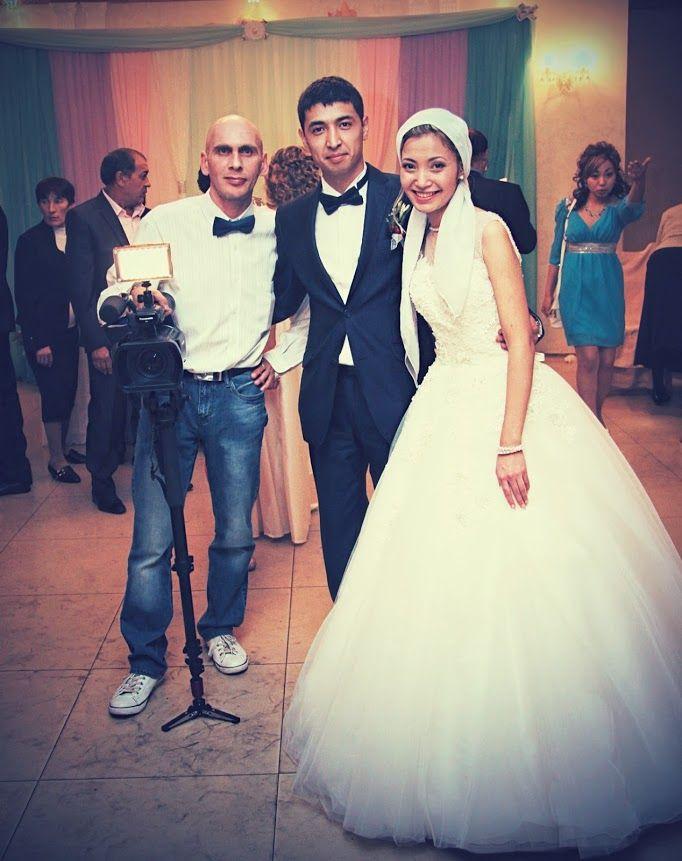 Свадьба в Омске.Видеосъёмка свадеб - фото 3198437 Видеосъёмка - Сергей Хаханов