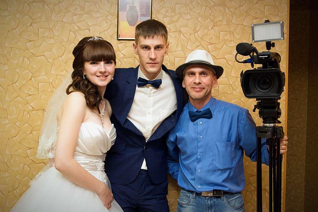 Свадьба в Омске.Видеограф на свадьбу в Омске - фото 7441196 Видеосъёмка - Сергей Хаханов