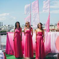 Современная классика в ярком розовом цвете