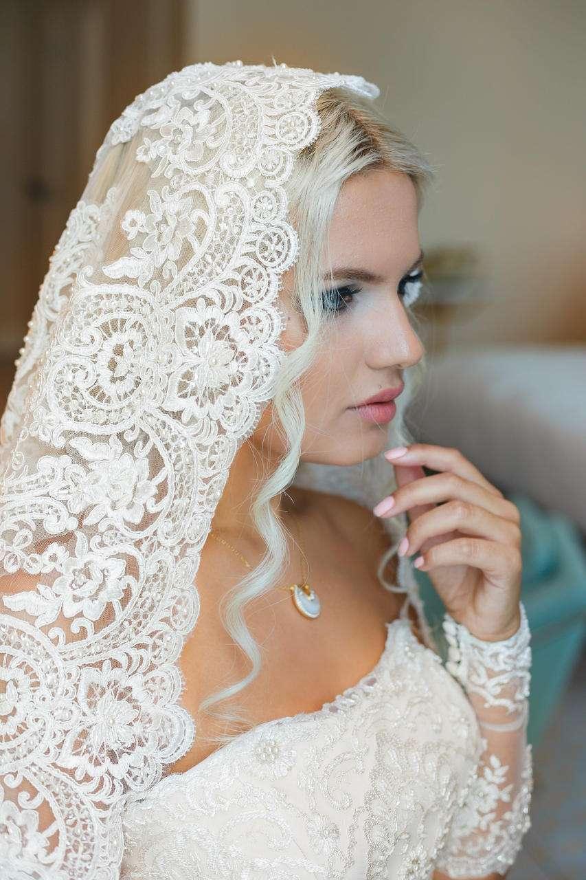 Образ невесты для венчания фото