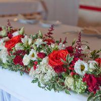 алая красная свадьба