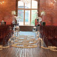 лофт весенний белая свадьба выездная регистрация