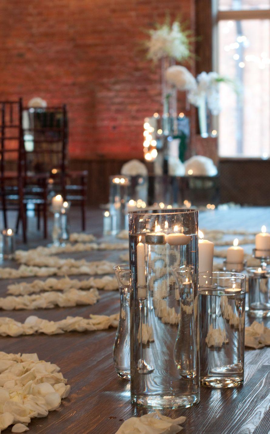 """лофт весенний белая свадьба выездная регистрация - фото 6763996 Студия флористики и декора """"Глориоза"""""""
