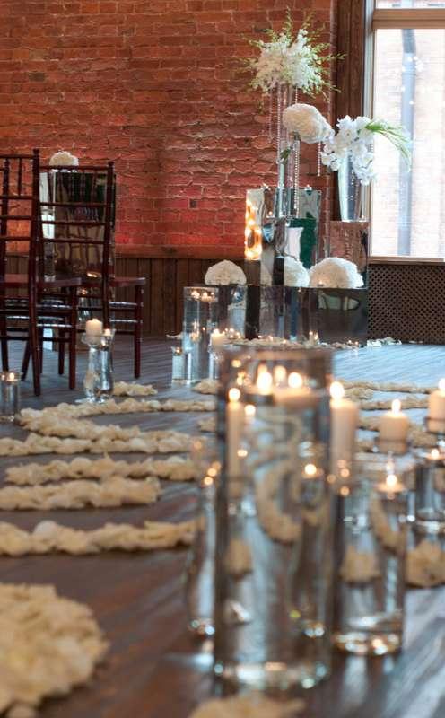 """лофт весенний белая свадьба выездная регистрация - фото 6763998 Студия флористики и декора """"Глориоза"""""""