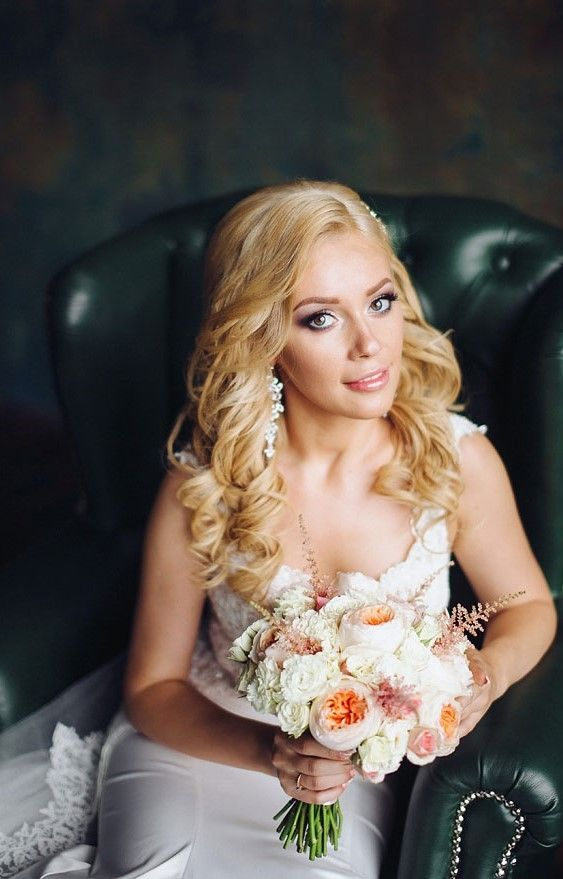 "букет невесты - фото 8222520 Студия флористики и декора ""Глориоза"""