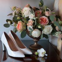 декор утро невесты цветы
