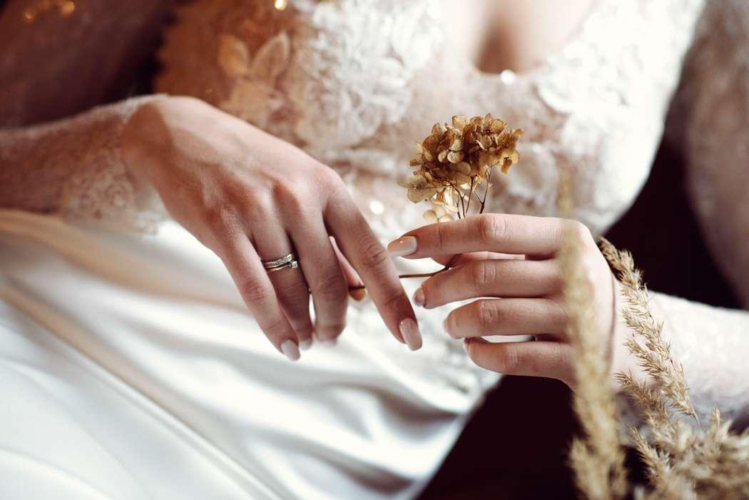 """Фото 17277318 в коллекции Утро невесты """"Травы и сухоцветы"""" в фотостудии Polygon - Студия флористики и декора """"Глориоза"""""""